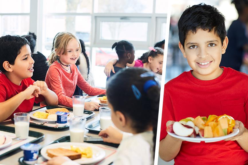 Children at school - Enfants école engagement
