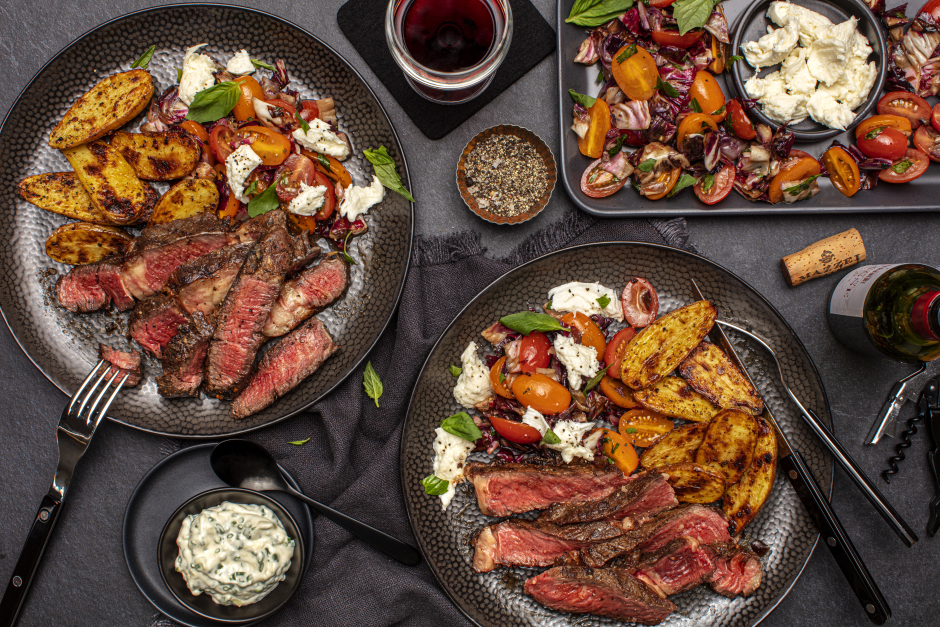 BBQ AAA Bone-In Rib Steak