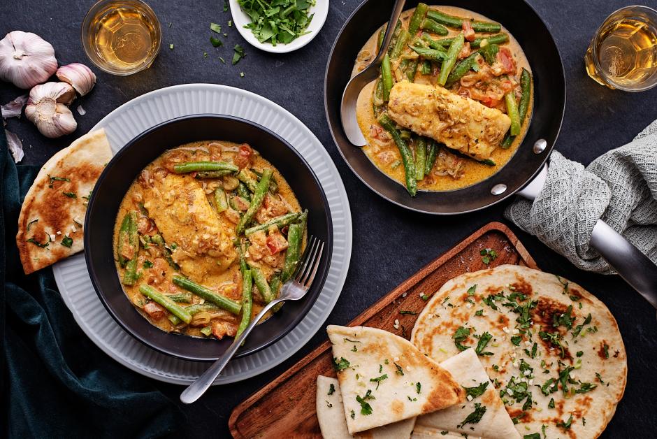 Indian Haddock Curry