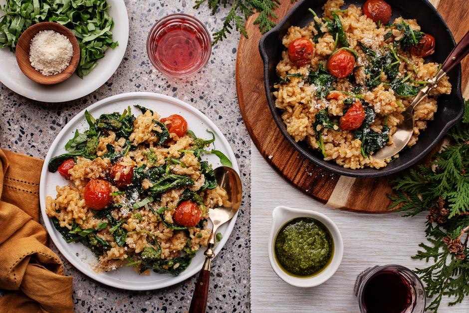 Vegetarian Risotto
