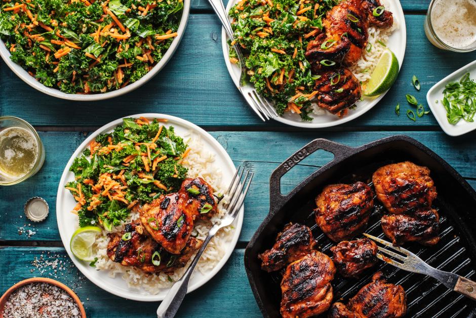 BBQ Huli-Huli Chicken