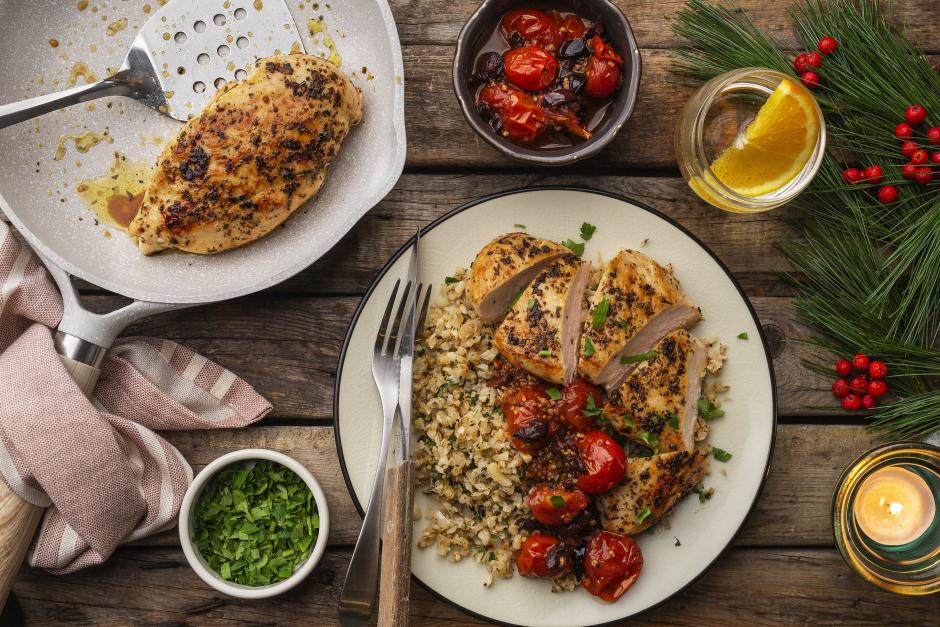 Chicken Provençal