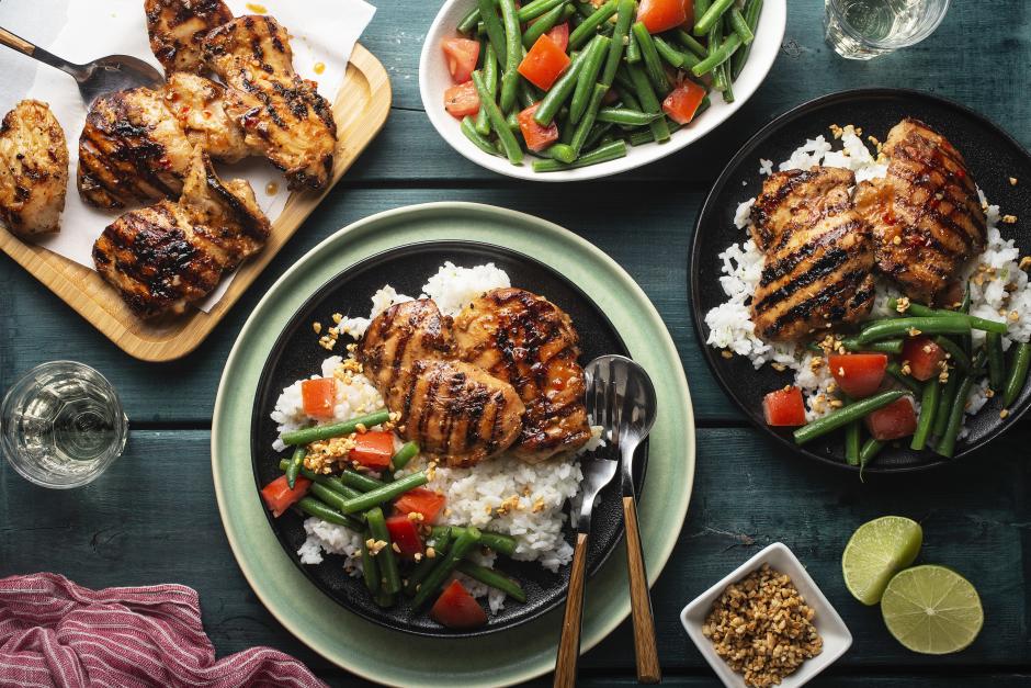 Thai-Style Grilled Chicken