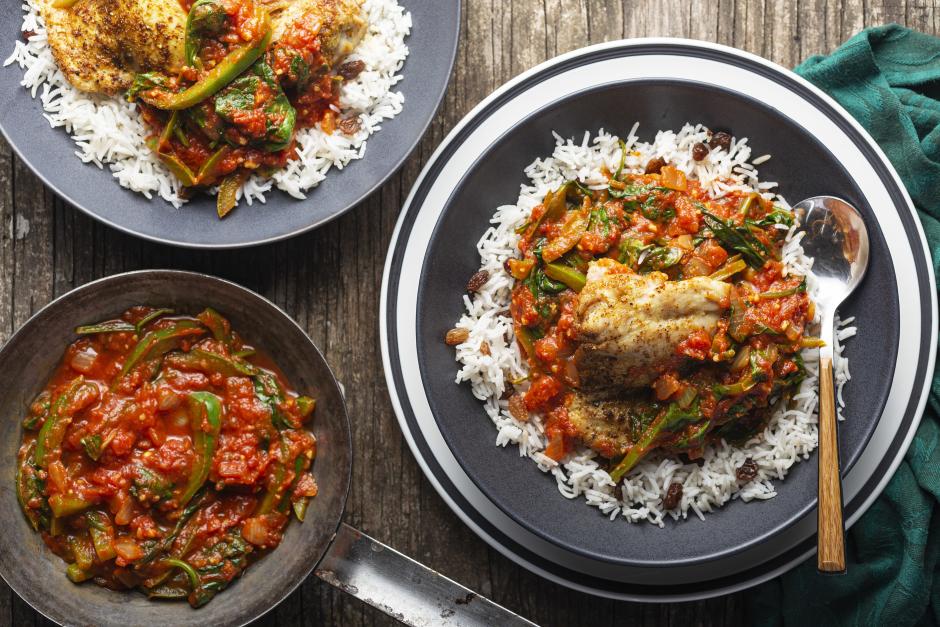 Chicken Jalfrezi Curry