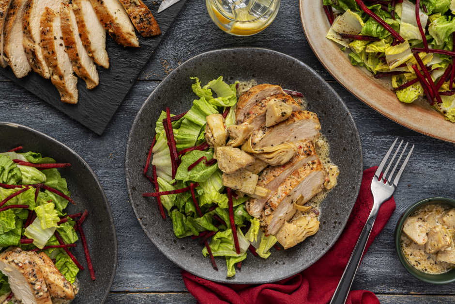 Tuscan-Style Chicken Breasts