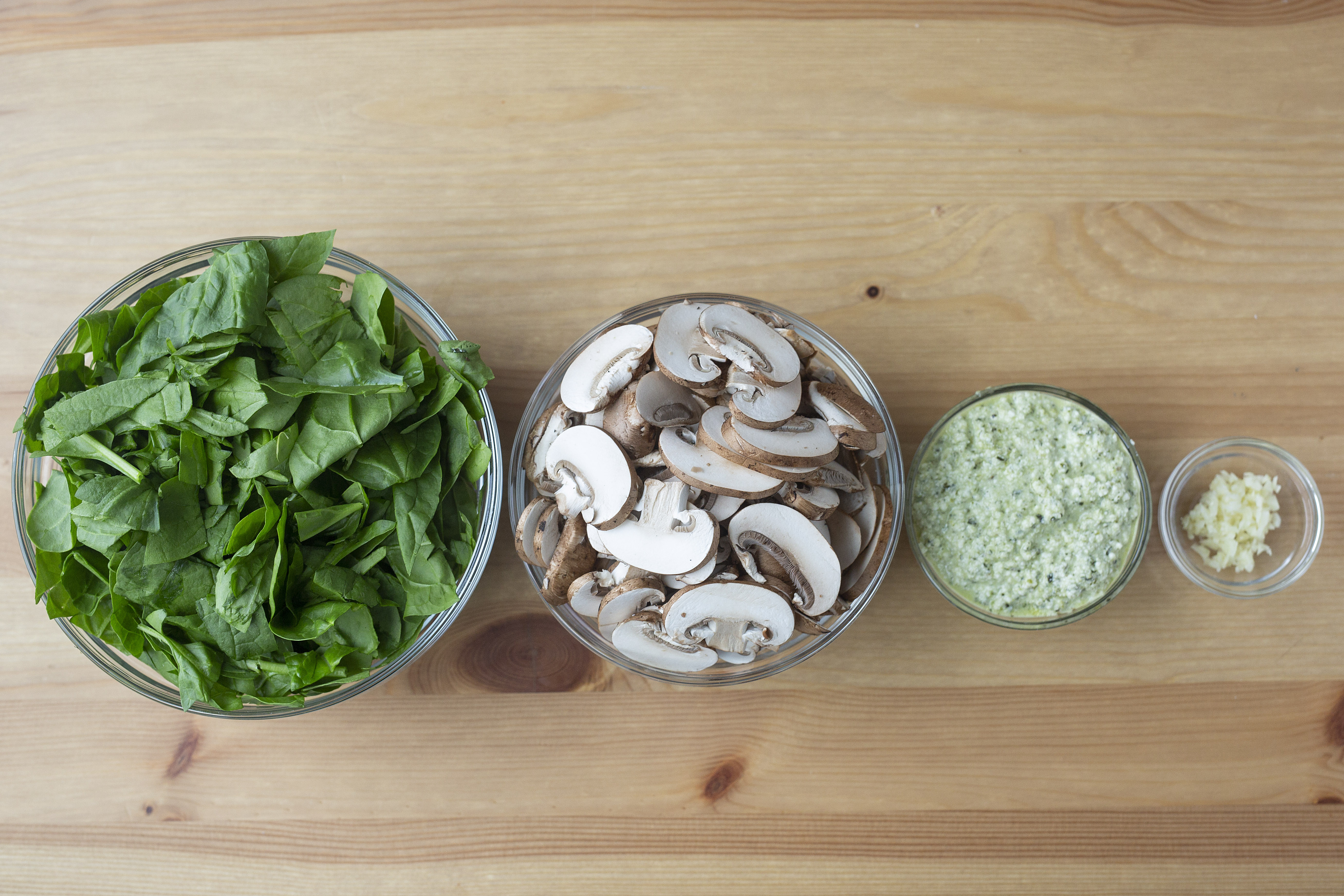 how to cook spinach in the oven