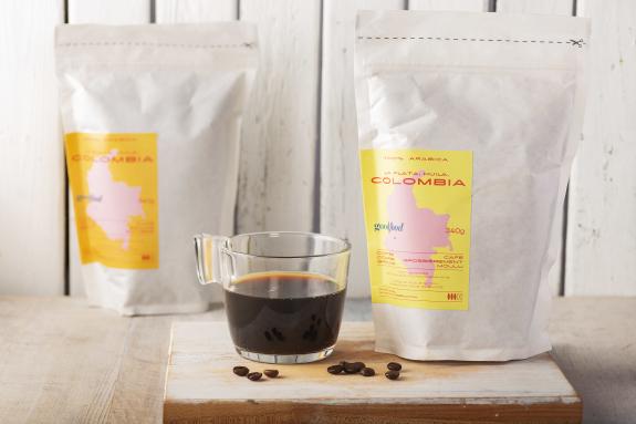 100% Single Estate Coffee - Coarse Ground