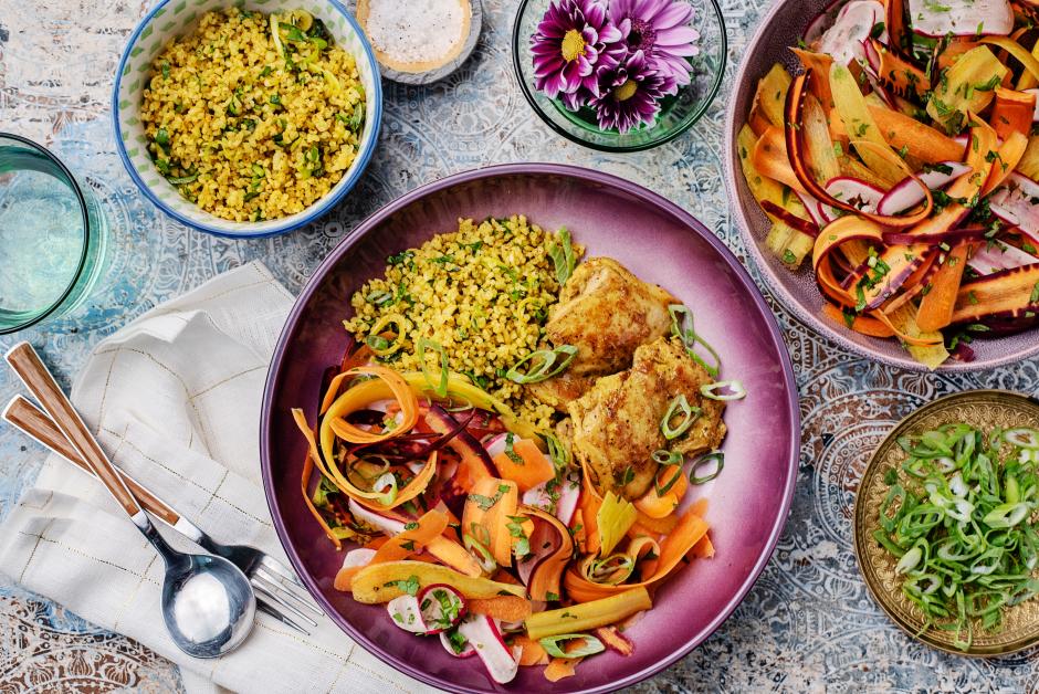 Persian Spiced Chicken