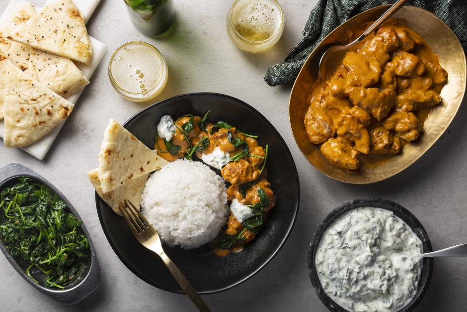 Chicken Tikka Masala Bowls