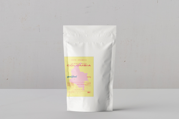 100% Single Estate Coffee - Coarse Ground