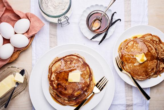 Homestyle Pancake Batter