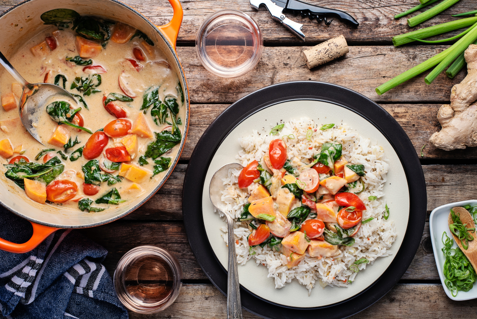 Tomato & Tamarind Curry