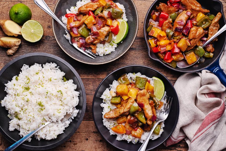Pork & Pineapple Gu Lao Rou