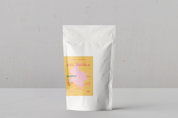 100% Single Estate Coffee - Whole Bean