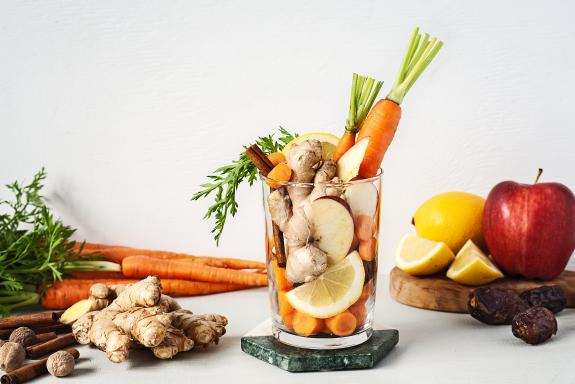 Carrot Ginger