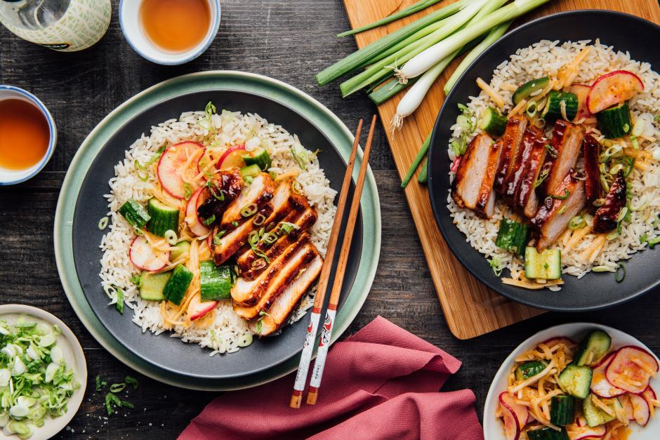 Korean-Style Pork Chops