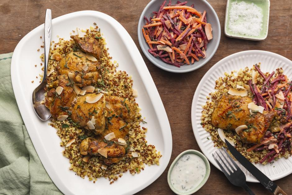 Tempero Baiano Brazilian Fried Chicken