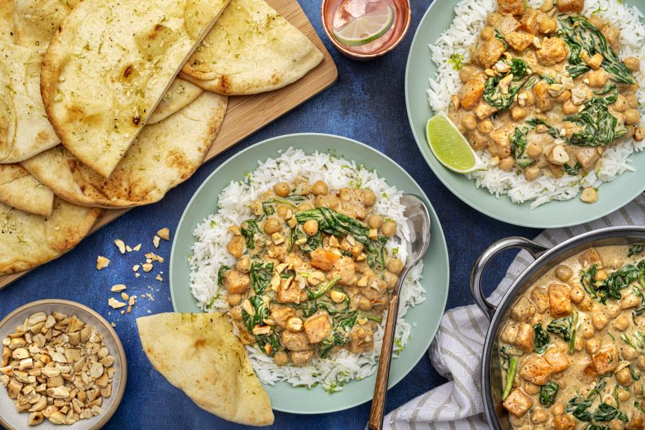 Sri Lankan-Style Chickpea Curry