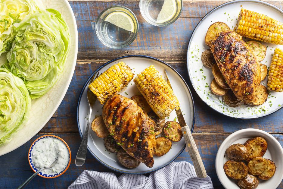 Buffalo Grilled Chicken