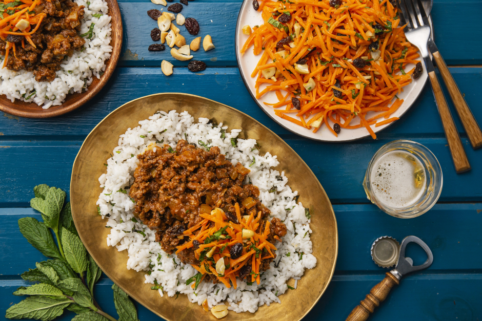 Madras Beef Curry