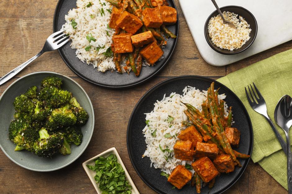 Tikka Tofu Curry