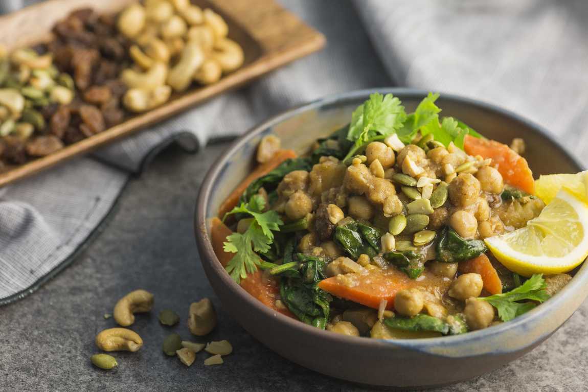 Indian-Spiced Stew