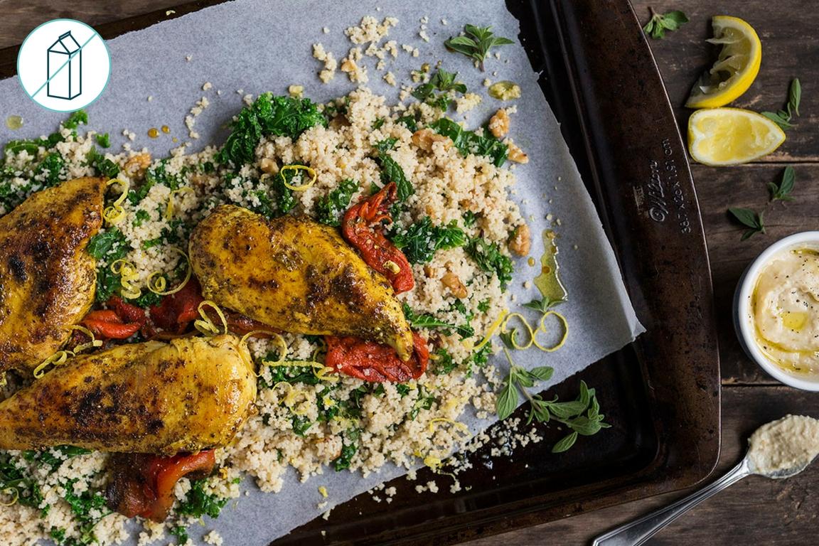 North-African Spiced Chicken